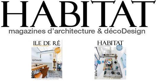 Les Magazines Habitat 2018